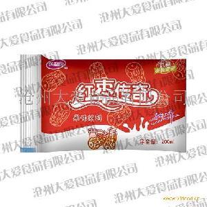 红枣传奇牛奶百利包