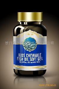 供应噢吗哪儿童鱼油