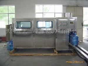 天津天一净源ty-ro-6000瓶三合一自动灌装线