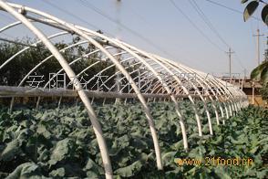 新型农业无支柱大棚骨架机