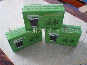 保健品茶叶包装盒