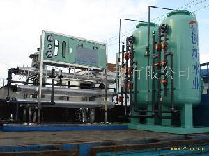 二级反渗透纯化水处理设备