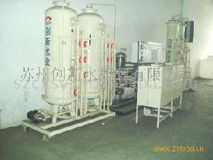全膜法食品用纯净水设备