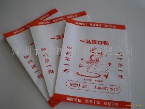 食品包装纸袋印刷