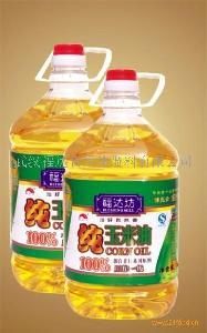福達坊純玉米油