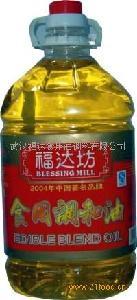 福达坊5L食用调和油