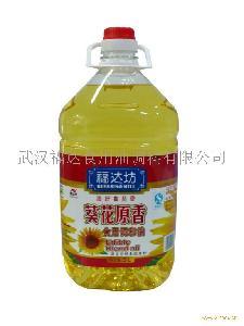 福达坊5L葵花原香食用调和油