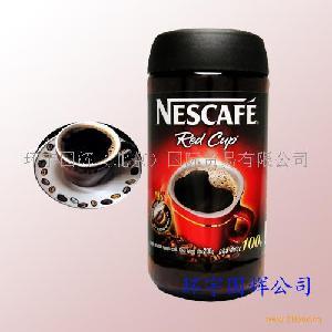 雀巢纯咖啡粉