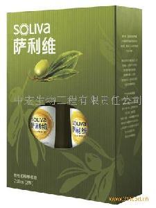 萨利维橄榄油礼盒