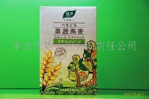 悦活均衡五色果蔬燕麦(清新绿)
