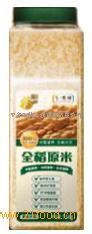 福临门全稻原米黄金纤粒