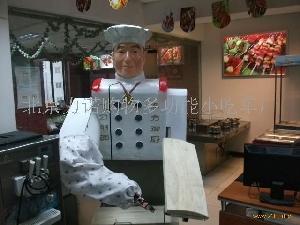 奥特曼刀削面机器人