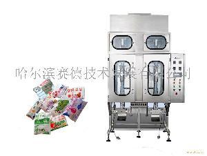 SJYB-IIISD型全自动百级洁净液体包装机