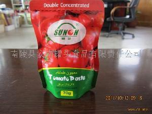 SUNON立袋装番茄酱