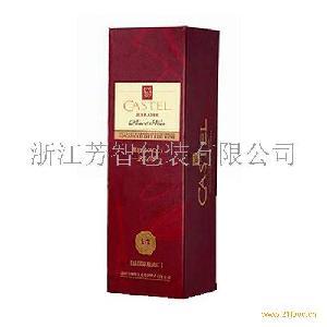 红酒包装礼盒单支纸盒