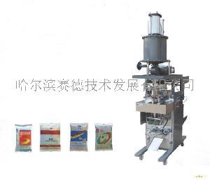 全自动高粘稠物料添加剂包装机