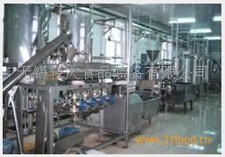 QDS植物蛋白饮料生产线