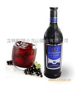 小白山卡维尔蓝莓酒