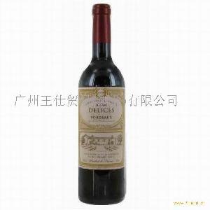 波尔多美颂庄园干红葡萄酒