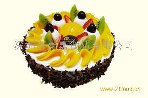 深圳麦路嘉欧式蛋糕芒果有约2磅起订