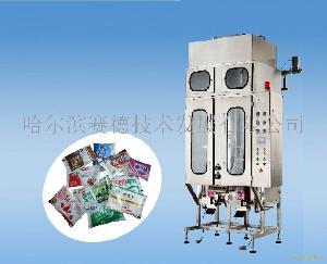 SJYB-ⅢSC型百级洁净全自动液体包装机
