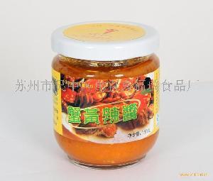 喜福瑞蟹黄辣酱