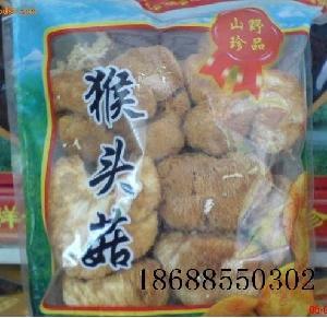 卢氏伏牛山野生特级猴头菇