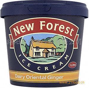桶装冰淇淋(新森林)