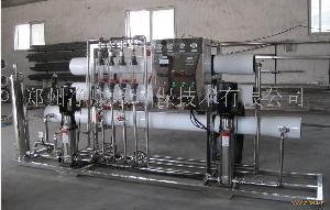 厂家直销二级反渗透EDI高纯水系统
