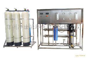 1吨纯水设备 涂装电镀纯水 电子光伏超纯水 一级反渗透纯水