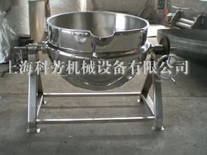 不锈钢夹层锅