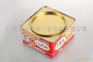 马口铁饼罐