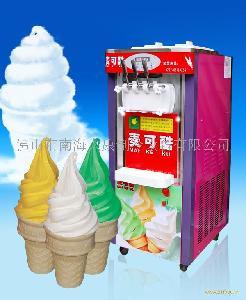 小型软冰淇淋机