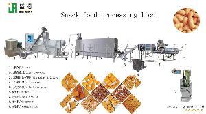 供应snacks food processing line