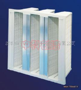 AAFVariCelV高容量扩展滤面的小褶形过滤器