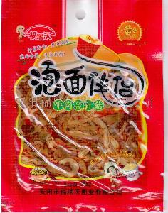 红烧牛肉金针菇20克