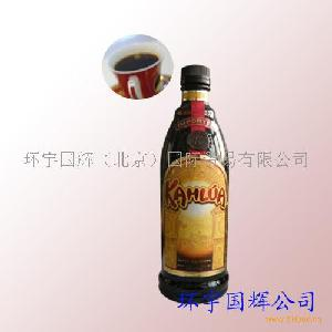 甘露咖啡力娇酒