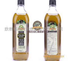 西班牙特级初榨1L欧丽福橄榄油