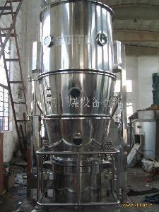 奶片 茶多酚 粗粮冲剂专用FL120沸腾制粒干燥机 一步制粒机