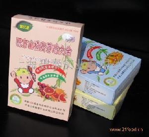 富优康 纯天然果蔬精华系列冲剂