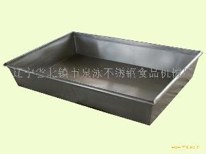 滚焊不锈钢盘子