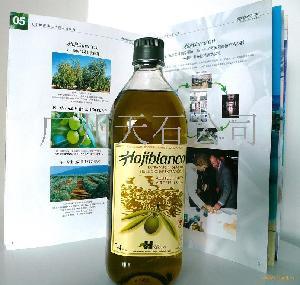西班牙白叶100%特级初榨橄榄油 1000ML瓶装