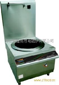 拓鑫大功率商用电磁矮汤炉