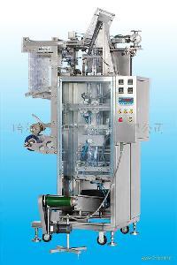 SLYB-I立式袋全自动液体包装机