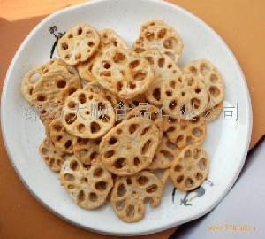 低温油炸藕片