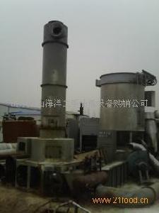 供应二手发酵罐不锈钢冷凝器喷雾干燥机