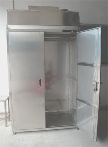 无尘室不锈钢衣柜