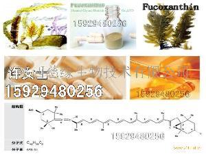 岩藻黄质 5%-50% Fucoxanthin