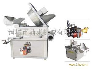 DKB系列燃气+蒸汽两用全自动油水混合油炸机