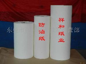 食品包装防油纸